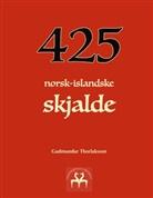 Gudmundur Thorlaksson, Heimskringla Reprint - 425 norsk-islandske skjalde