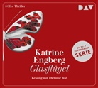 Katrine Engberg, Dietmar Bär - Glasflügel. Ein Kopenhagen-Thriller, 6 Audio-CD (Hörbuch)