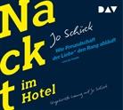 Jo Schück, Dirk Petrick, Jo Schück - Nackt im Hotel, 4 Audio-CDs (Hörbuch)