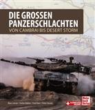 Stefa Bühler, Fred u a Heer, Mar Lenzin, Marc Lenzin - Die großen Panzerschlachten