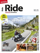 Michae Pfeiffer - RIDE - Motorrad unterwegs, No. 5; .. No.5