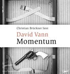 David Vann, Christian Brückner - Momentum, 2 Audio-CD, MP3 (Hörbuch)