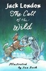 Jack London, London Jack, Ian Beck - Call of the Wild and Other Stories