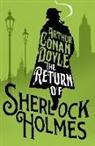 Arthur Conan Doyle, CONAN DOYLE ARTHUR, Arthur Conan Doyle - Return of Sherlock Holmes