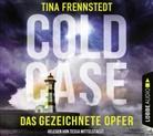 Tina Frennstedt, Tessa Mittelstaedt - Cold Case - Das gezeichnete Opfer, 6 Audio-CD (Hörbuch)