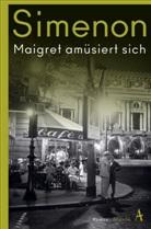 Georges Simenon - Maigret amüsiert sich