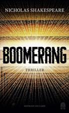 Nicholas Shakespeare - Boomerang
