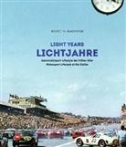Horst H Baumann, Horst H. Baumann, Baaske, Edwin Baaske, Edwi Baaske c, o Delius Klasing Verlag... - Lichtjahre