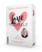 Pascal Voggenhuber - Kartenset Love Yourself