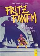 Thomas Brezina, Pablo Tambuscio - Fritz Fantom - Der Schrecken der Schule