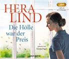 Hera Lind, Svenja Pages - Die Hölle war der Preis, 1 Audio-CD, MP3 (Hörbuch)