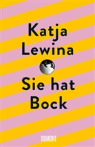 Katja Lewina - Sie hat Bock