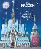 Elle Stephens, Disney Storybook Art Team - All Around Arendelle (Disney Frozen)