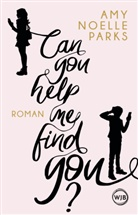 Amy Noelle Parks - Can you help me find you?