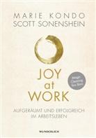 Mari Kondo, Marie Kondo, Scott Sonenshein - Joy at Work