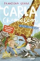 Franziska Gehm, Julia Christians - Carla Chamäleon: Zoff im Zoo