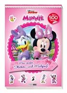 Panini, Panin - Disney Minnie: Mein großer Sticker- und Malspaß