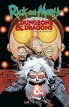 Troy Littel, Ji Zub, Jim Zub - Rick and Morty vs. Dungeons & Dragons, Painscape