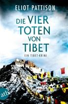 Eliot Pattison - Die vier Toten von Tibet