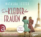Natasha Lester, Elke Appelt - Die Kleider der Frauen, 2 Audio-CD, MP3 (Hörbuch)