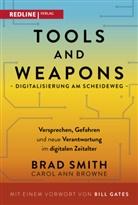 Carol Ann Browne, Bra Smith, Brad Smith - Tools and Weapons - Digitalisierung am Scheideweg