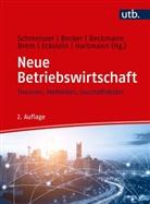 Wolfgan Becker, Wolfgang Becker, Beckmann, Markus Beckmann, Markus Beckmann (Prof. Dr. ) u a, Alexander Brem... - Neue Betriebswirtschaft