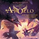 Rick Riordan, Jona Mues - Die Abenteuer des Apollo - Die Gruft des Tyrannen, 6 Audio-CD (Hörbuch)