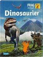 Heike Tober, Johann Brandstetter - Frag doch mal ... die Maus!: Dinosaurier