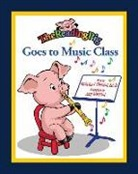Nicholas I. Clement, Judy Nostrant - The Reading Pig Goes to Music Class