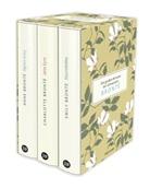 Ann Brontë, Anne Brontë, Charlott Brontë, Charlotte Brontë, Emily Brontë - Die großen Romane der Schwestern Brontë