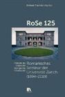 Richar Trachsler, Richard Trachsler - RoSe 125