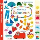 Nastja Holtfreter, Nastja Holtfreter - Mein erstes Farbenbuch