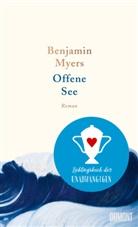 Benjamin Myers - Offene See
