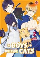 Yuki Shibamiya - Boys will be Cats - Band 2 (Finale)