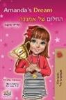 Shelley Admont, Kidkiddos Books - Amanda's Dream (English Hebrew Bilingual Book)
