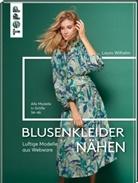 Laura Wilhelm - Blusenkleider nähen