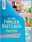 frechverlag - Das große Familienbastelbuch Papier