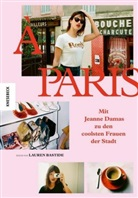 Laure Bastide, Lauren Bastide, Jeann Damas, Jeanne Damas - À Paris