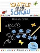 Corina Beurenmeister, Loew Kratzel-Welt, Loewe Kratzel-Welt - Kratzle dich schlau - Zahlen und Mengen