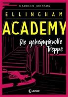 Maureen Johnson - Ellingham Academy - Die geheimnisvolle Treppe