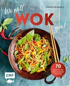 Sabrina Sue Daniels - We will WOK you!