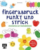 Ed Emberley - Fingerabdruck, Punkt und Strich - Zeichenspaß auf Fingerabdrücken