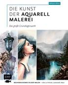 Rabiyat Alieva - Die Kunst der Aquarellmalerei - Das große Grundlagenwerk