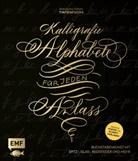 Natascha Safarik - Kalligrafie - Alphabete für jeden Anlass