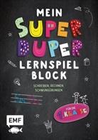 Sandy Thißen - Mein superduper Lernspielblock