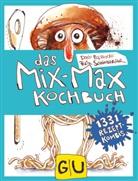 Doro Polstorff, Feli Scheinberger, Felix Scheinberger - Das Mix-Max-Kochbuch