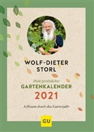 Wolf-Dieter Storl - Mein persönlicher Gartenkalender 2021