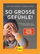 Grün Anselm, Jan-Uwe Rogge - So große Gefühle!