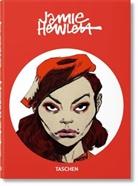 Jamie Hewlett, Jamie C. Hewlett, Julius Wiedemann - Jamie Hewlett. 40th Ed.