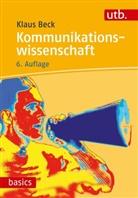 Klaus Beck, Klaus (Prof. Dr.) Beck - Kommunikationswissenschaft